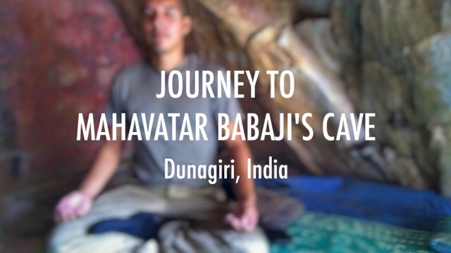 Journey to Babajis Cave