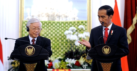 Sepakati 6 Kerja Sama, Presiden Jokowi Sebut Vietnam Mitra Strategis