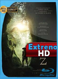 Z La ciudad perdida (2017) HD [1080p] Latino [GoogleDrive] SilvestreHD