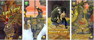 Temple Run 2 mod unlimited money