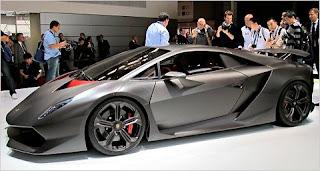 Lamborghini Sesto Elemento Car Modification