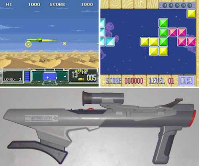 ''Super Scope 6'': il bazooka e due giochi