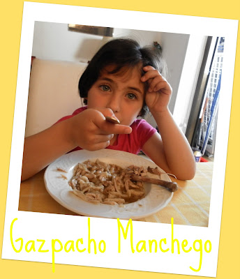 GAZPACHO MANCHEGO,