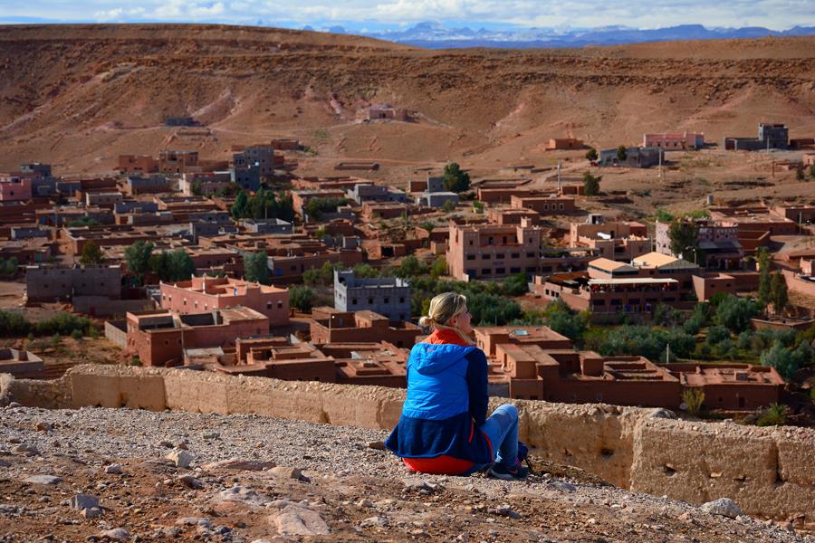 Maroko góry atlas