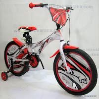 18 Inch Atlantis Sport BMX Kids Bike