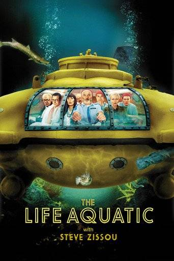 The Life Aquatic With Steve Zissou (2004) tainies online oipeirates