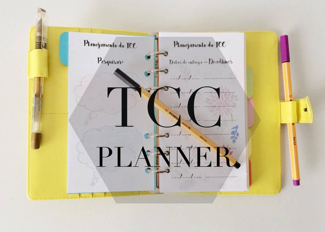 Planejamento TCC