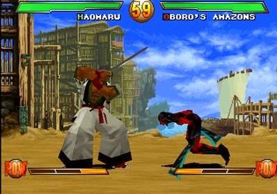 samurai shodown ps1