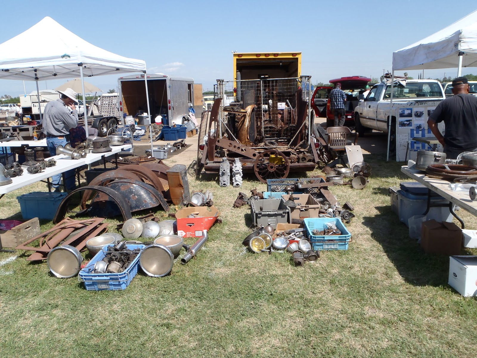 california antique swap meet