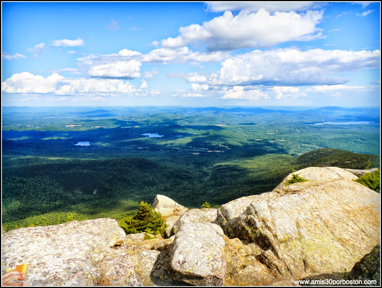 Excursiones por New Hampshire