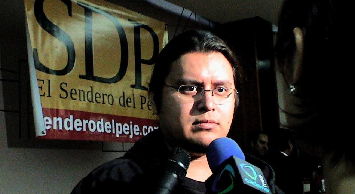 Víctor Hernández, fundador del Sendero del Peje. FOTO: Vatuxpan