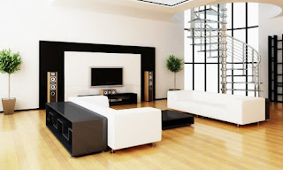 Newest Design Contemporary Modern Minimalist Living Room