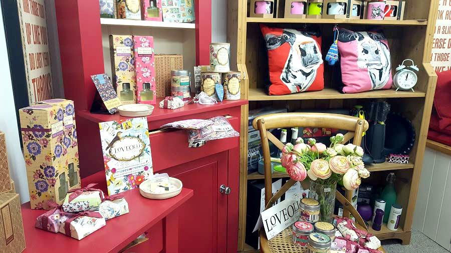 Shop Ballymoney, Christmas gift ideas, Robert Gaults, Interiors style