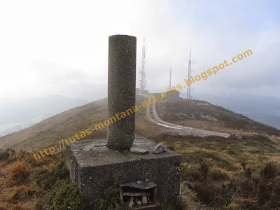 Cima del Pico de Can en Villayón