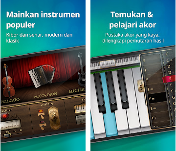 Piano Nyata - Lagu dan Permainan Musik Bermain Apk Terbaru ...