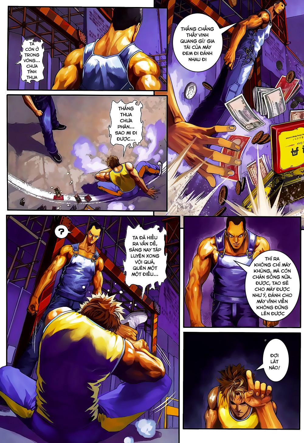 Quyền Đạo chapter 2 trang 13