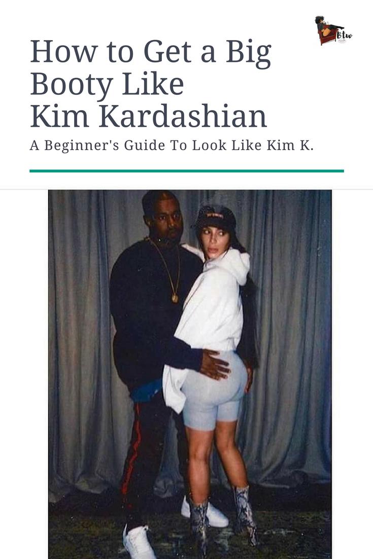 kim kardashian: big booty craze | beauty that walks