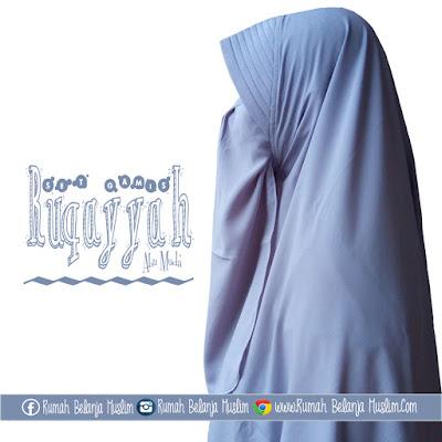 Jilbab Cadar Ruqoyyah Abu Muda