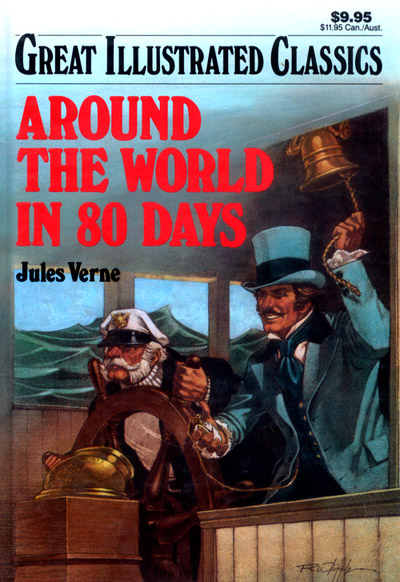Around the World in Eighty Days: Chapter 19