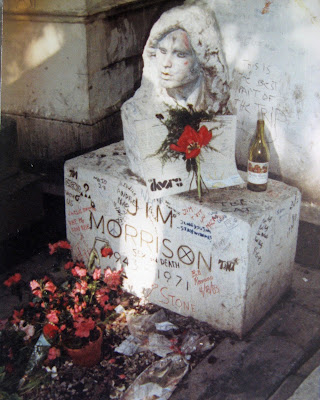 The poems I left for Jim... Paris, France May 4, 1983