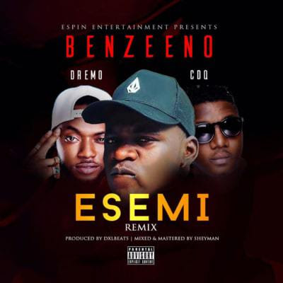 PHOTO: Benzeeno Ft. CDQ & Dremo – Ese Mi (Remix)