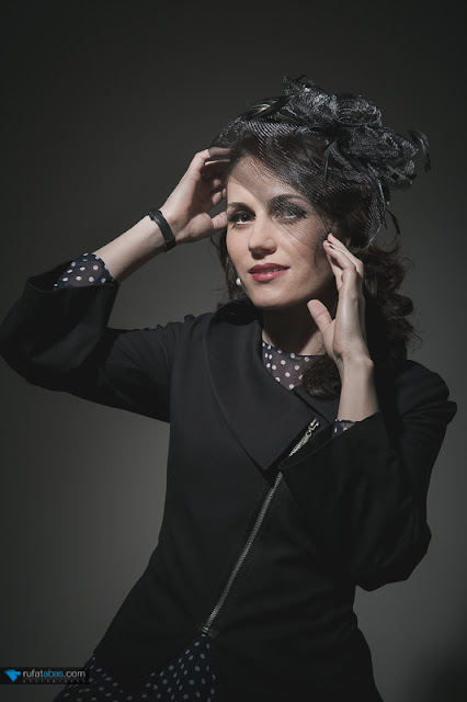 Studio Portraits Campaign - Zemfira | Rufat Abas Photography