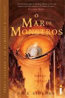 Resenha, Percy Jackson, O Mar de Monstros