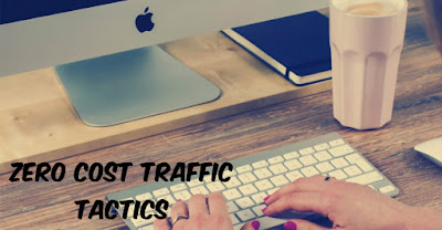 Discover 10 secret traffic tactics for driving FREE traffic