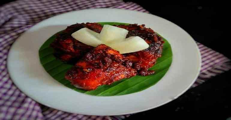 Resep Ayam Bakar restoran