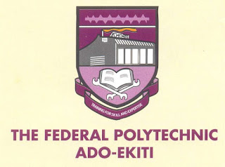 Federal Poly Ado-Ekiti 2017/18 [ND] Part-Time Admission List Released