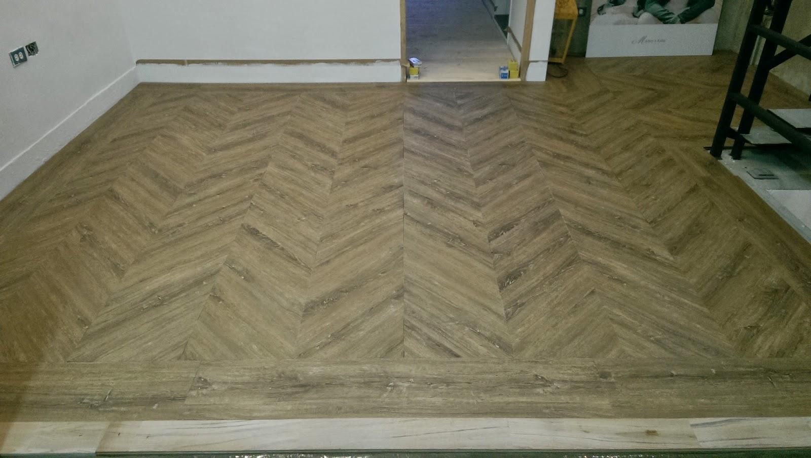 i Do Studio 我做工寓: 目前為止最痛苦的DIY工程-Part 2 比木地板還難搞的塑膠地板