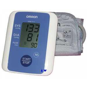 Tensimeter Digital Omron Hem 7111