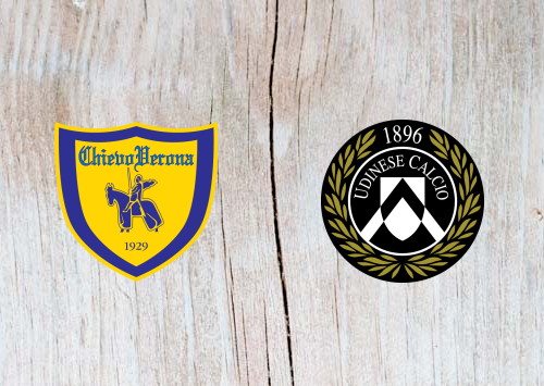 Chievo vs Udinese - Highlights 23 September 2018
