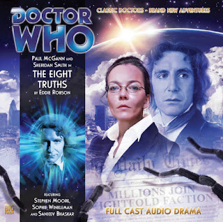 Big Finish Doctor Who The Eight Truths