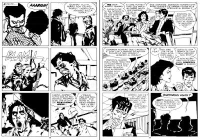 """Dylan Dog #1 """"L'alba dei morti viventi"""""""