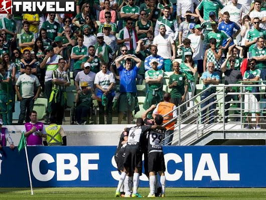 Atlético-MG vence no Allianz Parque, e Palmeiras perde chance de disparar