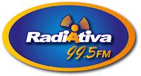 RadiAtiva FM de Paraguaçu Paulista SP ao vivo