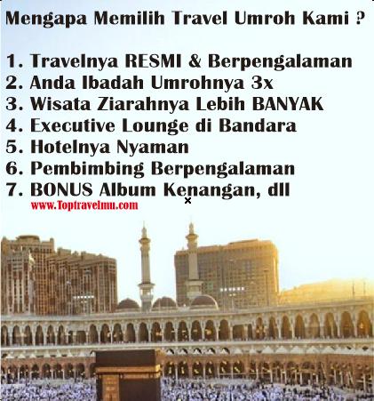 Travel Biro Umroh Jogja Murah