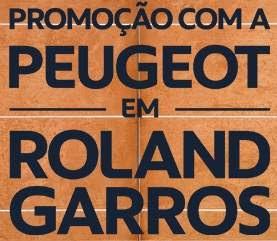 Cadastrar Promoção Peugeot 2018 Roland Garros Viagem Assistir Semifinal