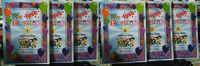 to inspire students to love English