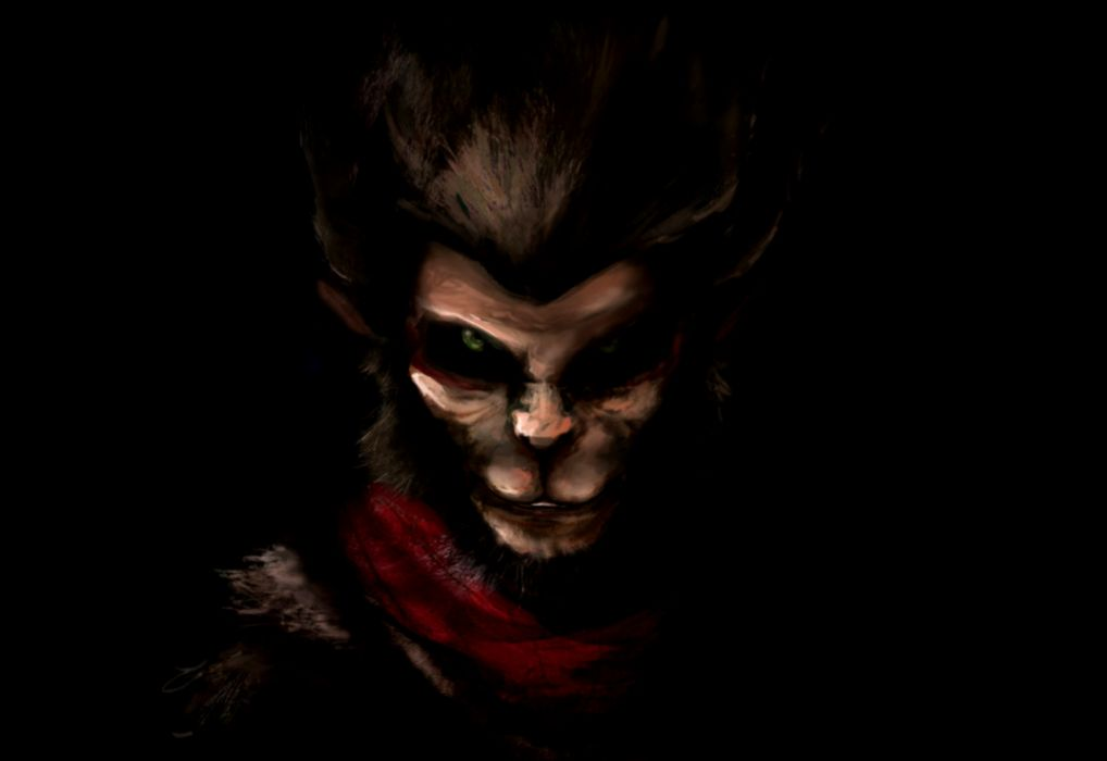 Wukong Monkey King Cloud Lol Wallpapers Root Wallpapers