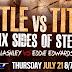 """Title vs. Title"" é anunciado para próximo episódio do iMPACT Wrestling"