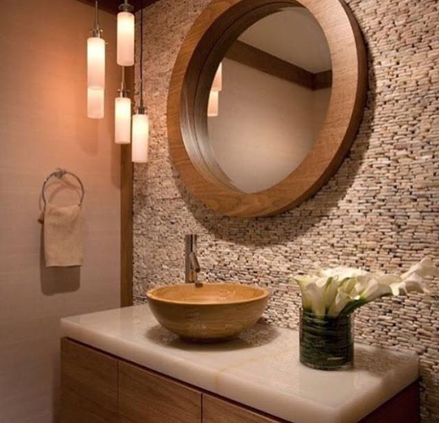 5 افكار لتصميم ديكورات حمامات بسيطة