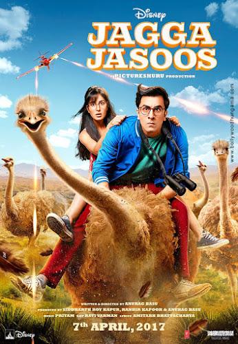 Jagga Jasoos (2017) Movie Poster