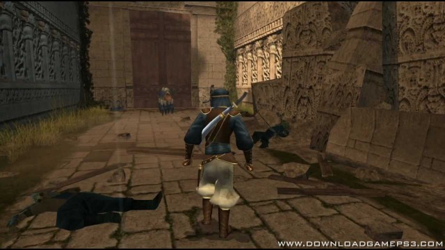 Prince Of Persia Hd The Sands Of Time Psn Ps3 Iso