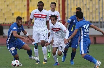 الزمالك بطل كأس مصر 2018