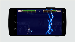 Game Shinobi War: Classic Apk