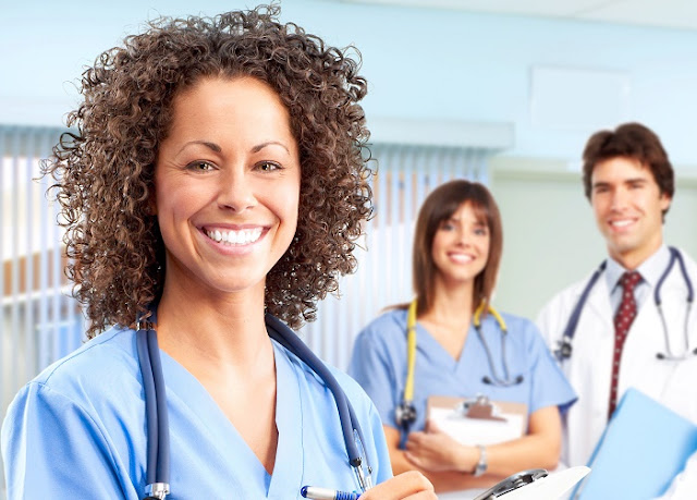 New year resolution for nursing profession