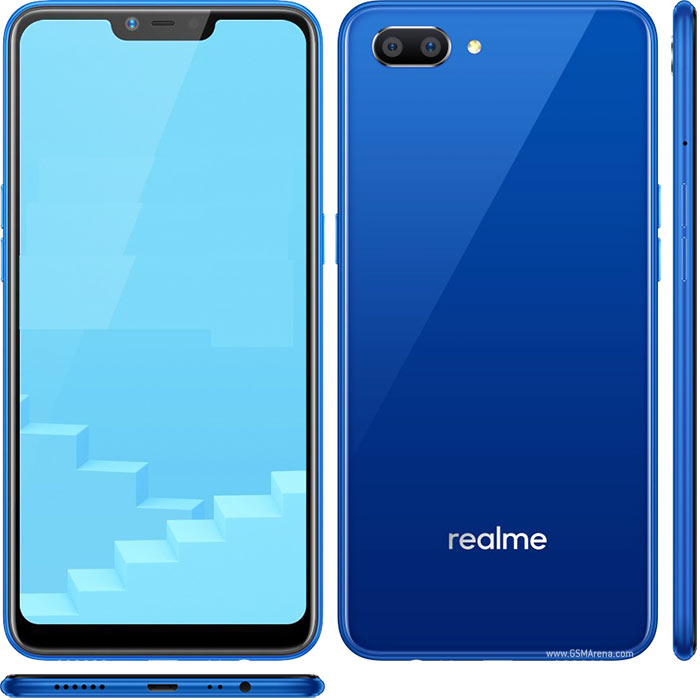 Oppo Realme C1 RMX1811 Official Firmware Qualcomm ~ All