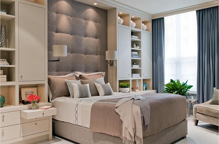 Thiết kế nội thất phòng ngủ hợp phong thủy giúp vợ chồng hạnh phúc- 2